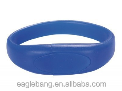 2mb silicone bracelet usb flash drive /wrist band/ hand band usb flash drive