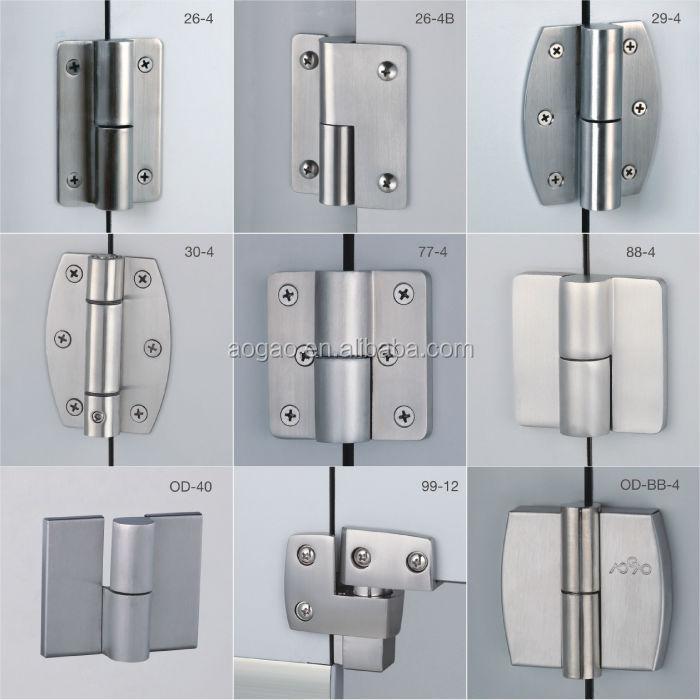 Aogao Self Closing Toilet Cubicle Door Hinge Buy High Quality Toilet Cubicle Door Hinge Self