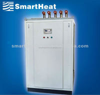 SmartHeat residential graham heat exchanger with high efficiency