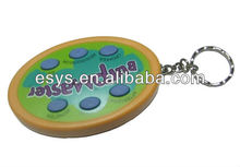 digital voice recorder keychain, recordabl key chain, promotion voice recordable keychain