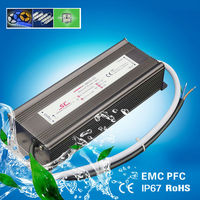 High reliability PFC EMC constant voltage waterproof led 24v dc led power supply ip66 24v 2.9a 70w