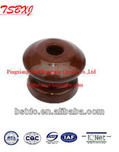 shackle insulator for low voltage