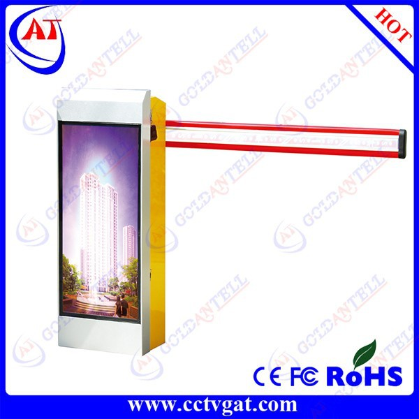 China Auto car parking barrier & road traffic barrier for parking access control & toll security GAT-P46