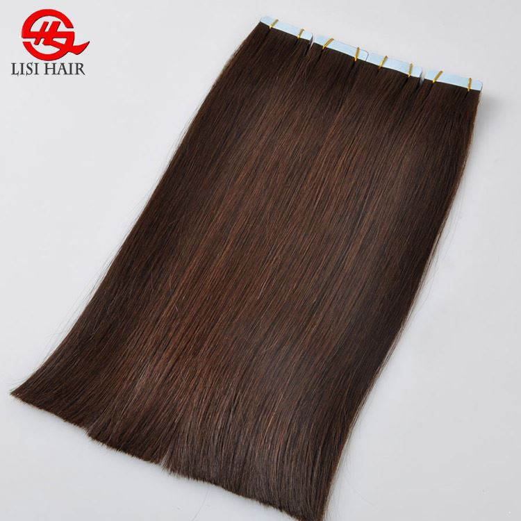 Best sell 8a 7a 6a quality 100% human hair made in china cheap tape hair extension