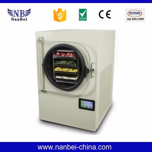 Ordinary type stainless meat freeze drying area vacuum freeze dryer