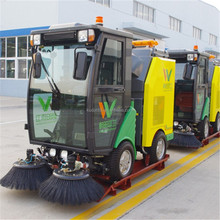 ride-on vacuum road sweeper(diesel road sweeper 5021TSL,4*2 road sweeper)