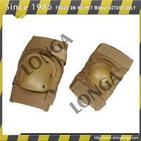 High riot control and army Knee and Elbow Pad Police knee and elbow protector