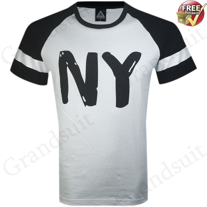 New York city men round neck t shirts, t shirts <strong>manufacturers</strong> in china, men garment wholesale small MOQ
