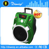New product in China portable speaker with handle and wheels