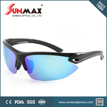 protective computer glasses,fashionable polarized sunglasses, biking sport glasses with anti fog
