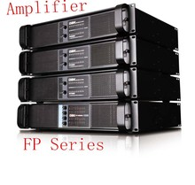 4 channel calss D digital power amplifiers FP-10000Q for line array or pro speaker from guangzhou