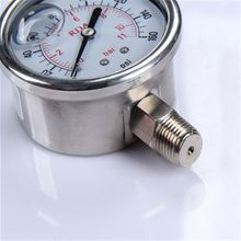 New Design Durable Light Weight Easy To Read Clear Air Pressure Gages