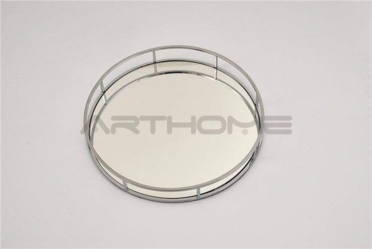 Elegant Shape Showy Lucite Tray