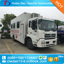 dongfeng Manufacturer Blood Collection mobile medical vehicles