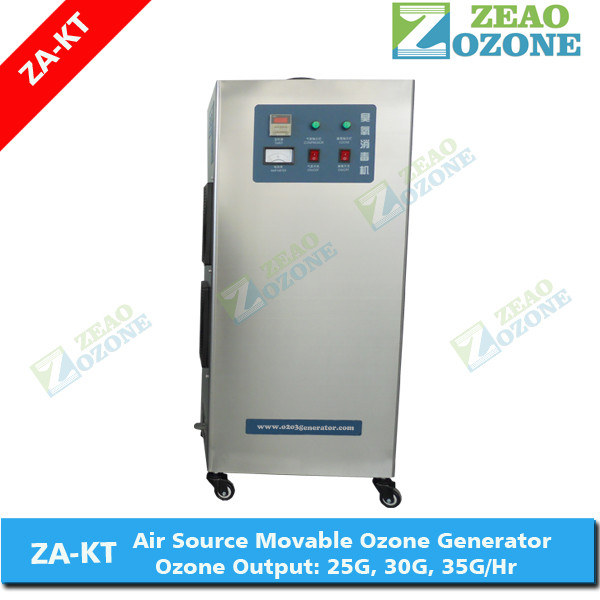 Multifunction air water ozone generator ozone room sterilizer ZA-KT