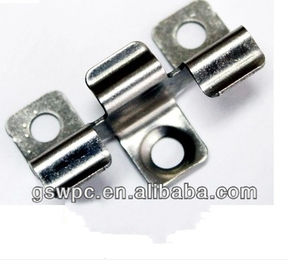WPC decking clips and accessories