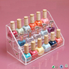 high quality new products 2016 hot selling acrylic makeup display for nail polish