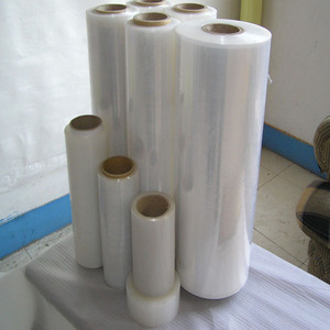 pe plastic stretch film for pallet wrapping & food wrapping