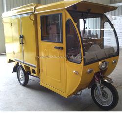 Express Cargo tricycle for delivery