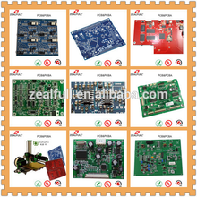 pcb transforme pcba circuit board led display pcb board manufacturer factory with one top service PCB Assembly