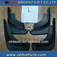 auto body part mudguards fenders with high quality