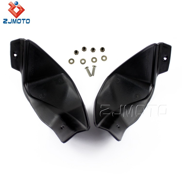 High Quality Plastic Black Hand Guards For R1200GS R1200GS Adventure F800GS Adventure S1000XR