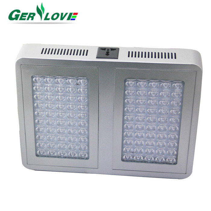 high lumen 300w led grow light veg bloom best for full cycle