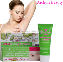 aichun beauty armpit between legs whitening cream for skin care