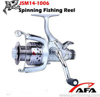 Sea spinning fishing reel like Daiwa reels