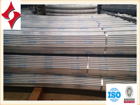 G.I. Pipe, galvanized round steel tube in Tianjin Xiushui