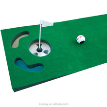 Most Popular 6FT Golf Putting Mat Used for Putting Green