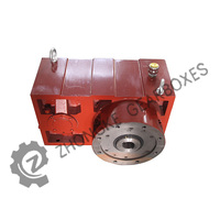 double reduction belt conveyor gear box for extruder