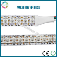 addressable led 5050 ws2812b pixel strip light strip 30 60 144