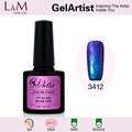 New Chameleon Hot Sale GelArtist Professional Soak Off Uv/LED Gel Polish Nail Wholesale Supplies