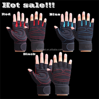 Workout Hand Grips GYM Crossfit Gloves Weight Lifting Training Sports Callus Guard Wrist Support Wraps Palm Protector