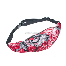 2017 African print purse in Sports belt bag Running Cycling Waist Bag fashion motorcycle waist bag