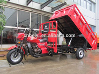 Heavy Duty Hydraulic Dump 3 Wheel Motorcycle In Columbia