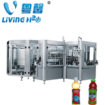 PET bottled water production line