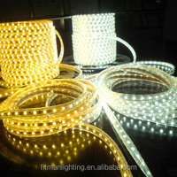 2014 high voltage 230V led strip white/warm white SMD3528 60D 100M/roll for holiday