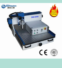 best price and high quality advertising 6090 cnc machine