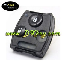Wholesale price 2 buttons remote control 433mhz for smart car keys
