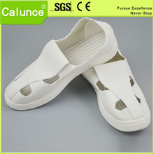Spot supply canvas surface PVC ESD shoes, antistatic working shoes
