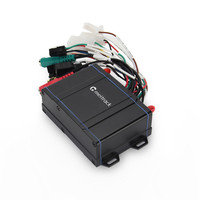 Meitrack Vehicle GPS Tracker with GPS Tracking software MVT800
