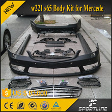 S-Class W221 S65 MC Body Kit for Mercedes 2009