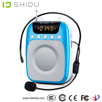 Hands Free Bluetooth Portable Sound System for Public Speakers and Teachers SD-S510