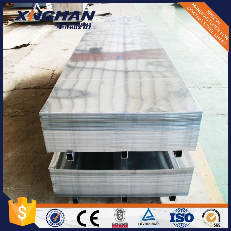 JIS G3302 GI Sheet Galvanized steel Zinc Coating Steel Sheet and Plate