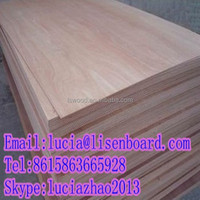 5mm 6mm,7mm,8mm,9mm,11mm,12mm,15mm,17mm 18mm Red Meranti Ply , Packing Grade poplar Plywood for Box Using
