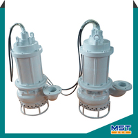 semi open impeller dredge pumps