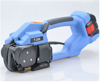 Battery Powered portable plastic strapping tool