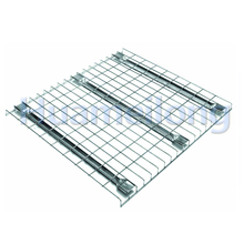 Welded galvanized storage wire mesh metal used composite decking for rack
